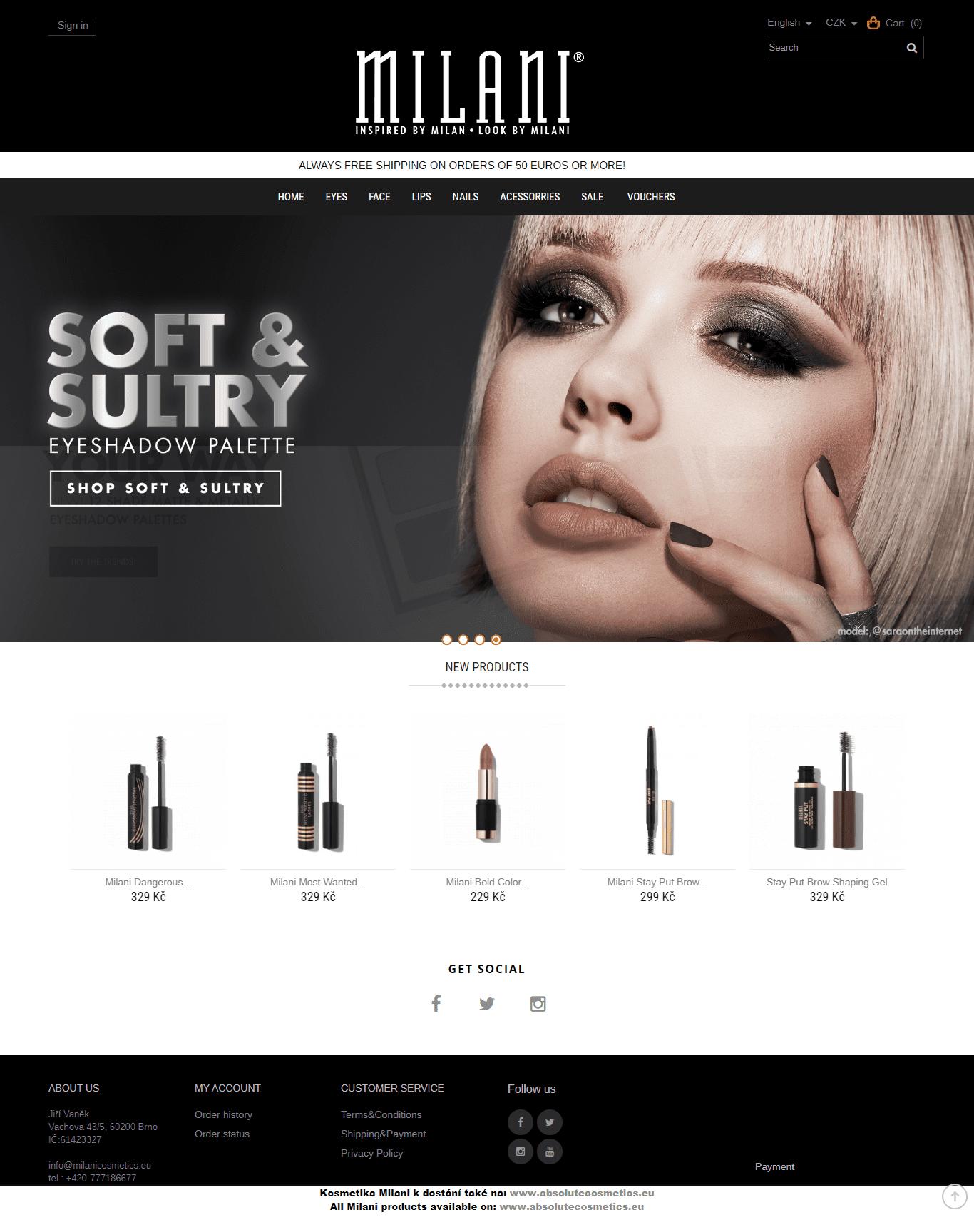 Milani-Cosmetics