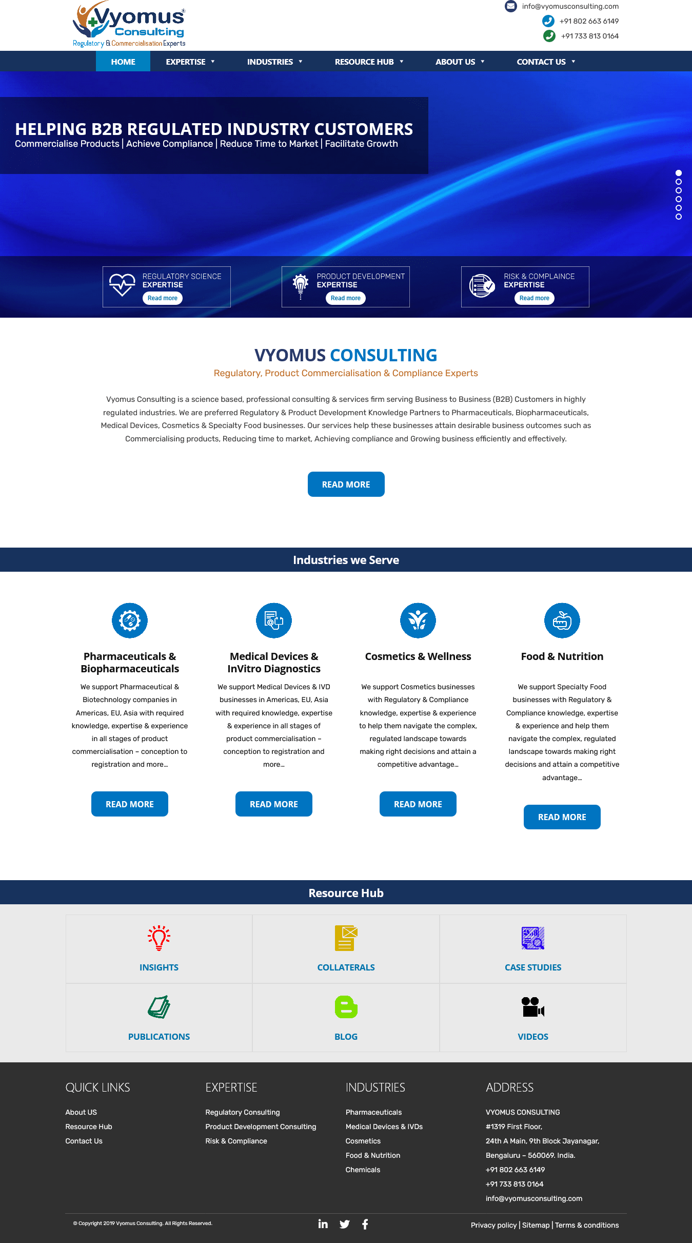 vyomusconsulting